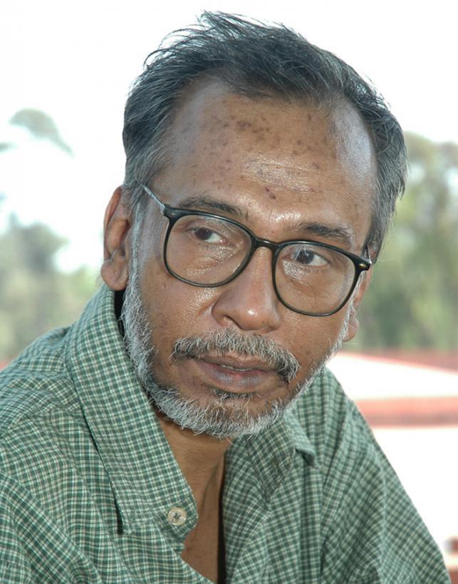 স্থপতি সৈয়দ মাইনুল হোসেন। ছবি: জাহিদুল করিম