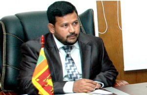 Sri Lankan Commerce Minister