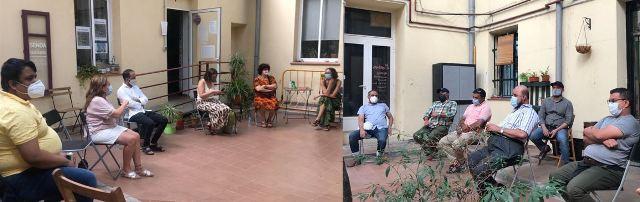 স্পেনে করোনা সম্পর্কে স্বাস্থ্য সচেতনা বৃদ্ধিতে আলোচনা